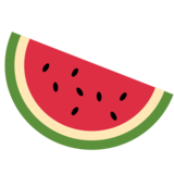 Watermelon on Twitter Twemoji 11.1
