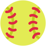 Softball on Twitter Twemoji 11.2
