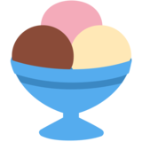 Ice Cream on Twitter Twemoji 11.3