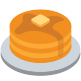 Pancakes on Twitter Twemoji 11.3