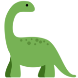 Sauropod on Twitter Twemoji 11.3
