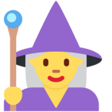 Woman Mage on Twitter Twemoji 11.3