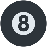 Pool 8 Ball on Twitter Twemoji 12.0