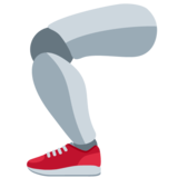 Mechanical Leg on Twitter Twemoji 12.0