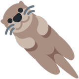 Otter on Twitter Twemoji 12.0