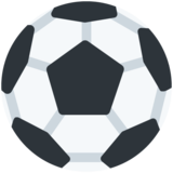 Soccer Ball on Twitter Twemoji 12.0
