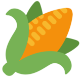Ear of Corn on Twitter Twemoji 11.4