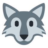 Wolf on Twitter Twemoji 11.4