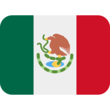 Flag: Mexico on Twitter Twemoji 12.1