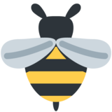 Honeybee on Twitter Twemoji 12.1