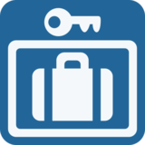 Left Luggage on Twitter Twemoji 12.1