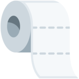 Roll of Paper on Twitter Twemoji 12.1