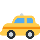 Taxi on Twitter Twemoji 12.1