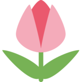 Tulip on Twitter Twemoji 12.1