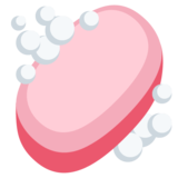 Soap on Twitter Twemoji 12.1.3