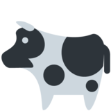 Cow on Twitter Twemoji 12.1.3