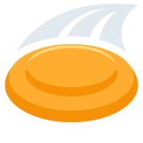 Flying Disc on Twitter Twemoji 12.1.3