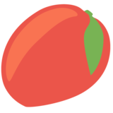 Mango on Twitter Twemoji 12.1.3