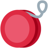 Yo-Yo on Twitter Twemoji 12.1.3