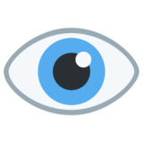 Eye on Twitter Twemoji 12.2