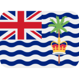 Flag: British Indian Ocean Territory on Twitter Twemoji 12.1.4