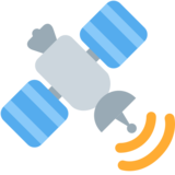 Satellite on Twitter Twemoji 12.1.4