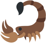 Scorpion on Twitter Twemoji 12.1.4
