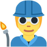 Factory Worker on Twitter Twemoji 12.1.5