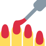 Nail Polish on Twitter Twemoji 12.1.6