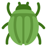 Beetle on Twitter Twemoji 13.0