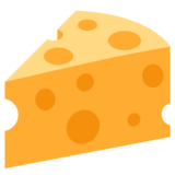 Cheese Wedge on Twitter Twemoji 13.0