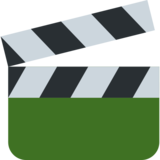 Clapper Board on Twitter Twemoji 13.0