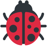 Lady Beetle on Twitter Twemoji 13.0