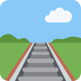 Railway Track on Twitter Twemoji 13.0