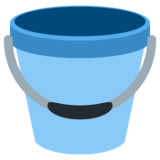 Bucket on Twitter Twemoji 13.0.1