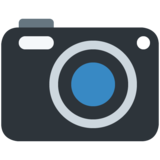 Camera on Twitter Twemoji 13.0.1