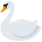 Swan on Twitter Twemoji 13.0.1