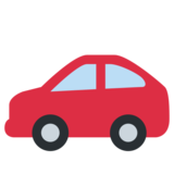 Automobile on Twitter Twemoji 1.0