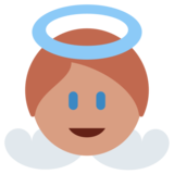 Baby Angel on Twitter Twemoji 1.0