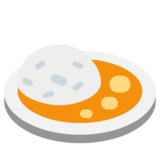 Curry Rice on Twitter Twemoji 1.0