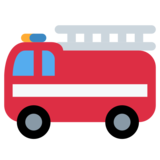 Fire Engine on Twitter Twemoji 1.0