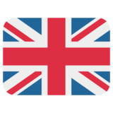 Flag: United Kingdom on Twitter Twemoji 1.0