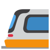Light Rail on Twitter Twemoji 1.0