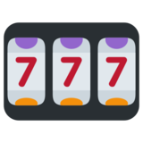 Slot Machine on Twitter Twemoji 1.0