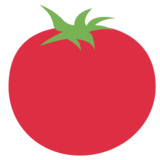 Tomato on Twitter Twemoji 1.0