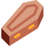 Coffin on Twitter Twemoji 2.0