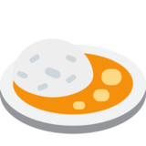 Curry Rice on Twitter Twemoji 2.0
