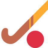 Field Hockey on Twitter Twemoji 2.0