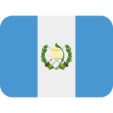 Flag: Guatemala on Twitter Twemoji 2.0