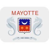 Flag: Mayotte on Twitter Twemoji 2.0